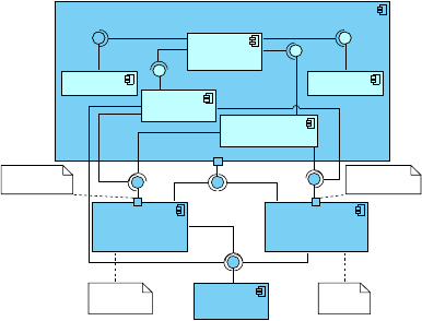 Web Oriented Architectural Styles for Integrating Service e